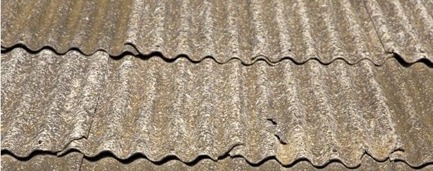 gebruik asbest verboden sinds