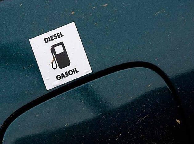 benzine diesel belgie