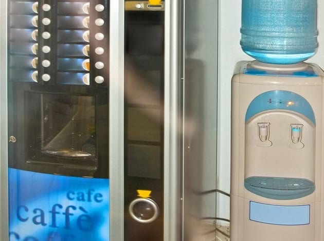 Koffie automaat en watercooler | Wat kost een koffieautomaat