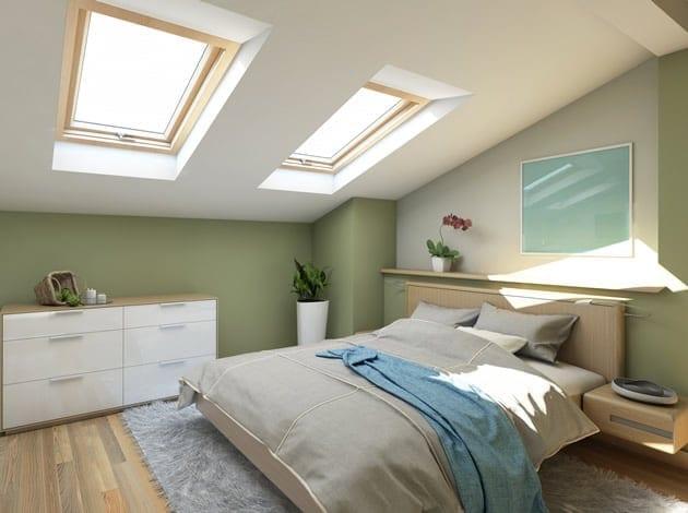 Maak van een zolder een fijne leefruimte   Wat kost een dakraam